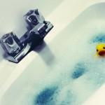 風邪で熱がある時でもお風呂は入っていいのか?入る時の注意点と「入ってはいけない」と言われていた理由。