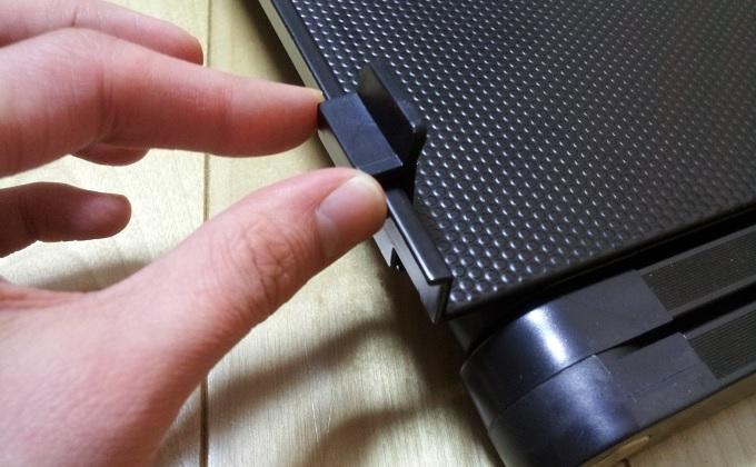 パソコン用折り畳みデスク5