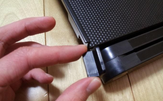 パソコン用折り畳みデスク4