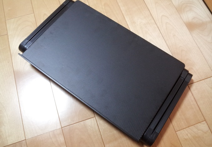 パソコン用折り畳みデスク1
