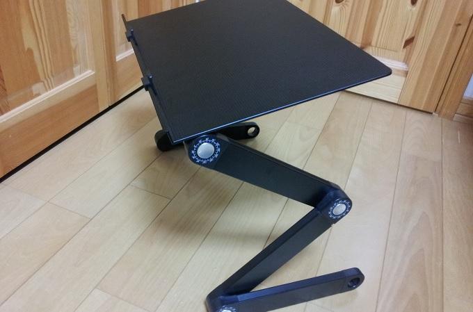 パソコン用折り畳みデスク11