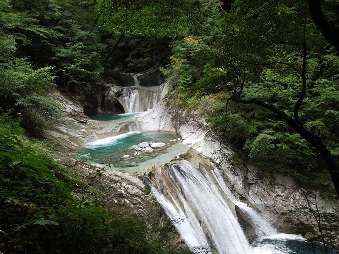 西沢渓谷の写真