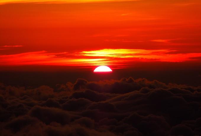 富士山日の出3
