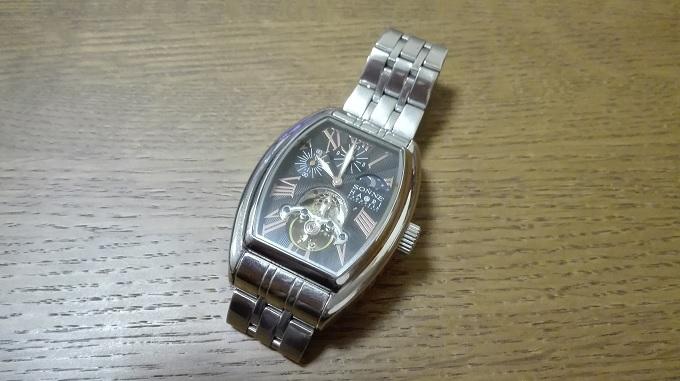 ココウユゾンネ腕時計1