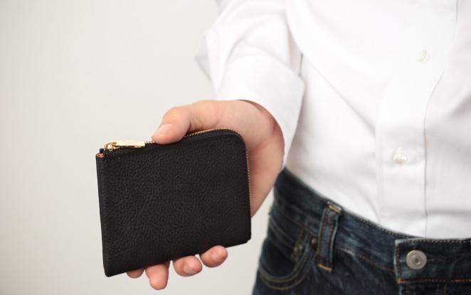 アヤメアンティーコ2つ折り財布9