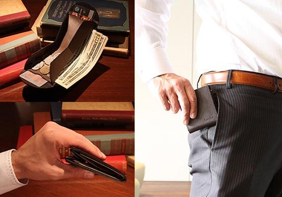 カルトラーレ2つ折り財布3