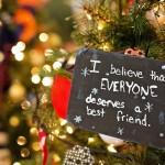 マンネリ…。変わったクリスマスプレゼントとは何かを考える