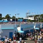 全豪オープン2015の四回戦。錦織圭vsダビド・フェレールの速報ネット実況中継!勝敗結果とスコア(得点)、勝因、敗因など。