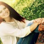 よく笑う女性はモテる!可愛い印象があり、「一緒に居て楽しい」と思ってもらえる。