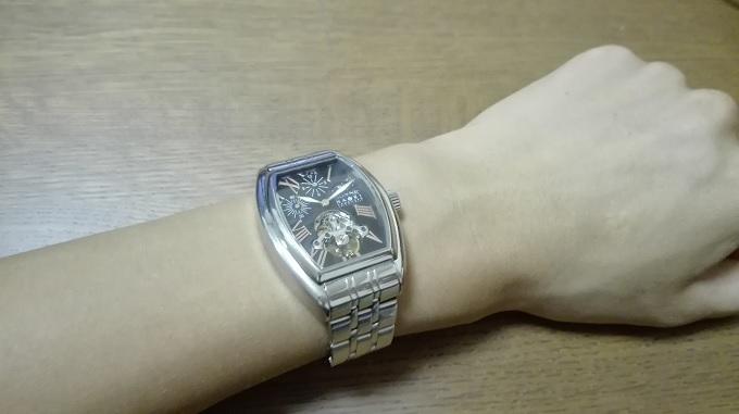 ココウユゾンネ腕時計3