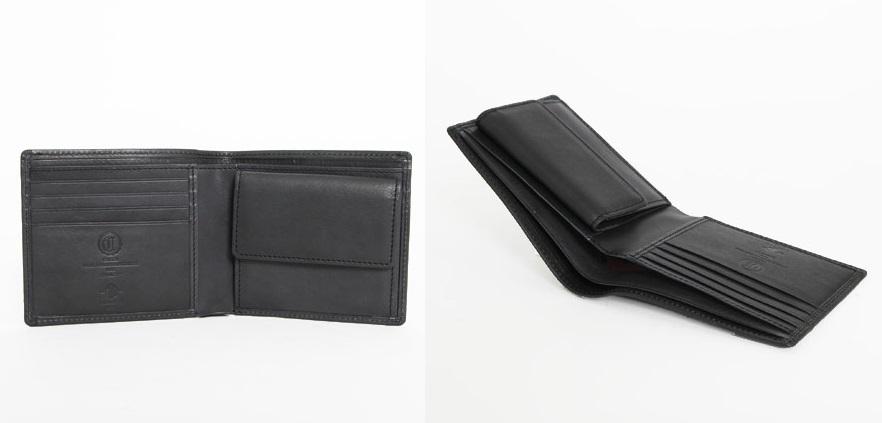 クリード2つ折り財布2