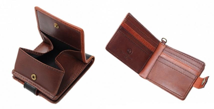 クリード2つ折り財布4