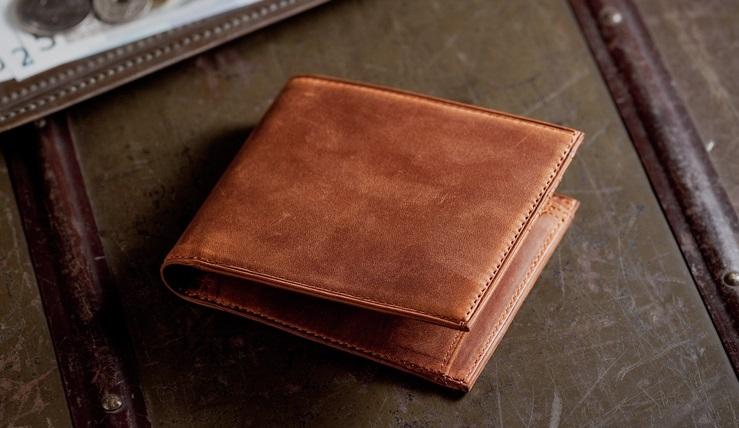 ココマイスター2つ折り財布7